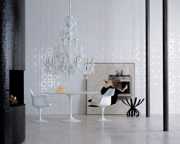 Wall | ceramic tiles | interior | decor