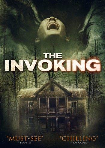 The Invoking Dvd Vod Release Details Filmes De Terror Filmes