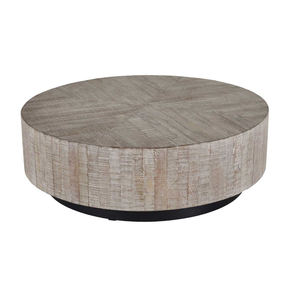 Colton Coffee Table Gabby Drum Coffee Table Coffee Table Round Coffee Table Modern [ 1000 x 1000 Pixel ]