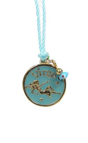 Blee Inara Enamel Virgo Horoscope 18K Gold Plate Pendant Necklace Zodiac Astrology Sign Blee Inara,http://www.amazon.com/dp/B00CA99FRS/ref=cm_sw_r_pi_dp_8mpJsb0VYBB1Q8JD