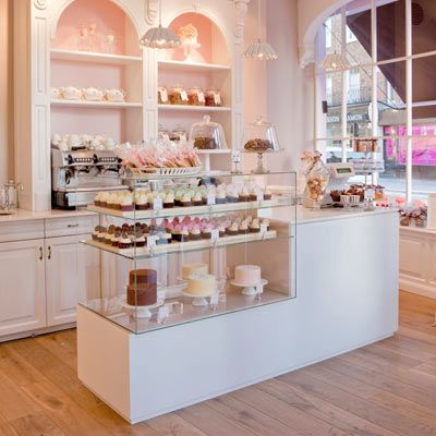 Gorgeous Shops Design And Decor Bakery Interior Cute Bakery
