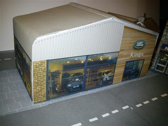 ho scale card model downloads