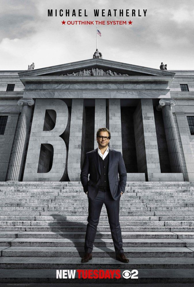 Latest Posters With Images Bull Tv Michael Weatherly Tv Shows