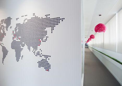 Velcro Headquarters by Luis Eslava Studio