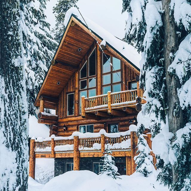 Cozy Winter Home: Pin By C Dunford On Cabin Idea's