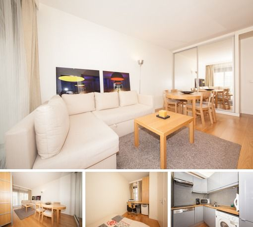 Excellent 1-bedroom Apartment Near Champs Elysees For Rent
