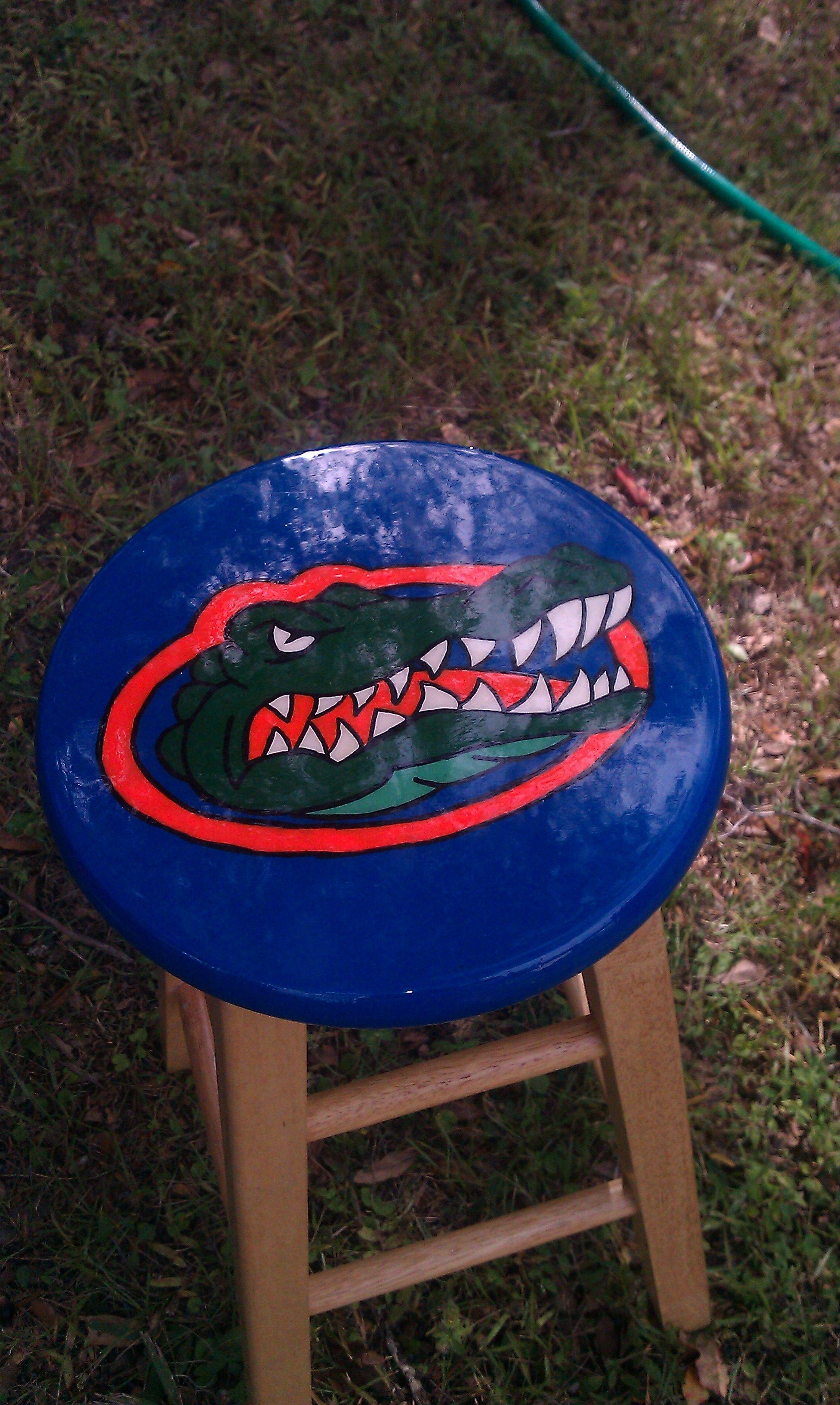 Florida Gators Logo Barstool