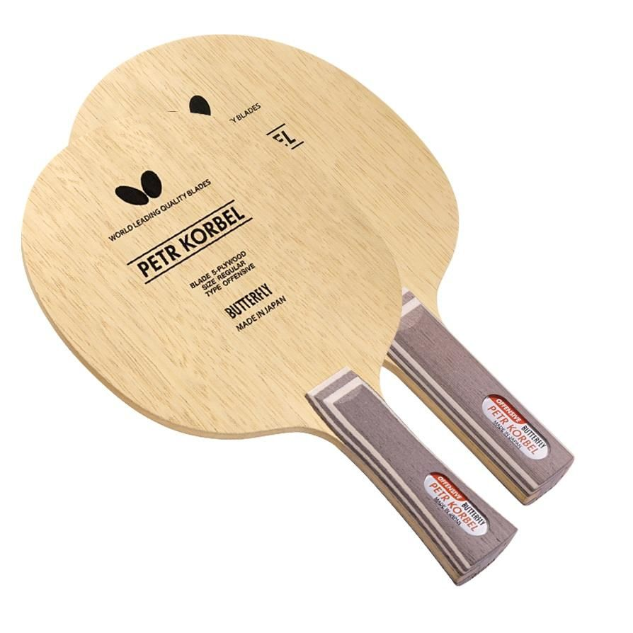 Petr Korbel Synonym For All Wood 5 Ply Blade If You Want To Develop A Consistent Offensive Game But Table Tennis Racket Butterfly Table Tennis Table Tennis