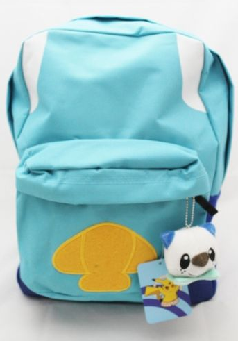BACKPACK <333 (This also counts as plush because of the keychain)