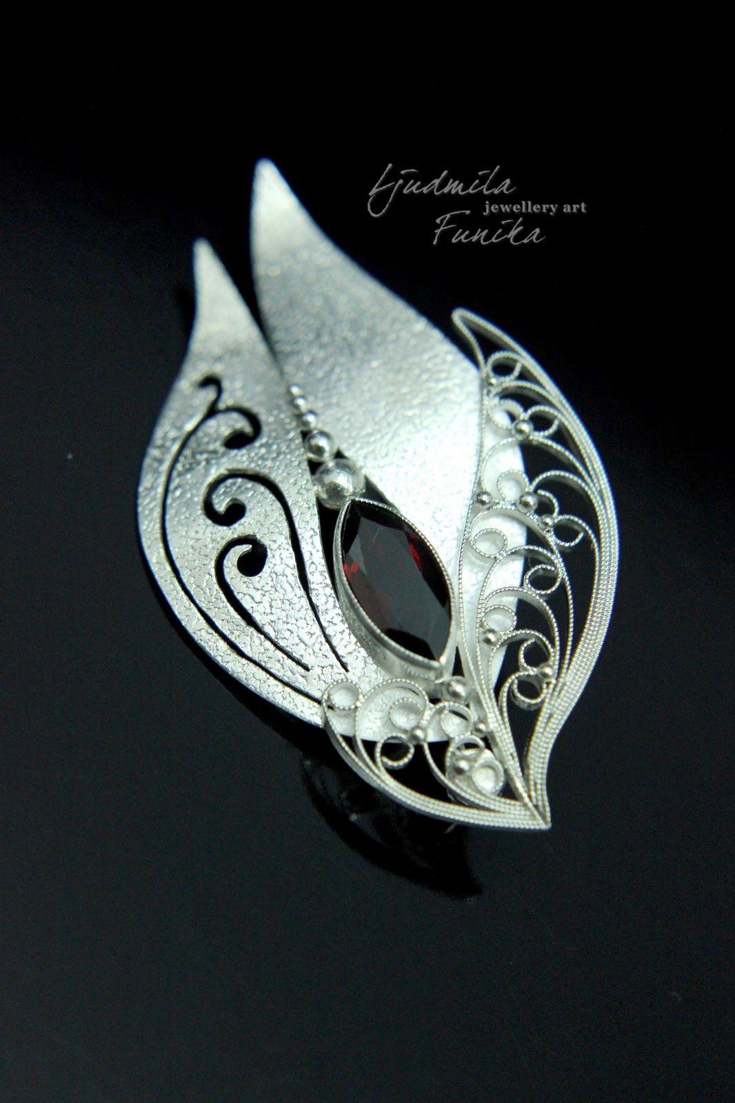 Ljudmila Funika Jewellery Art: Ehe Aasta Naisele 2011