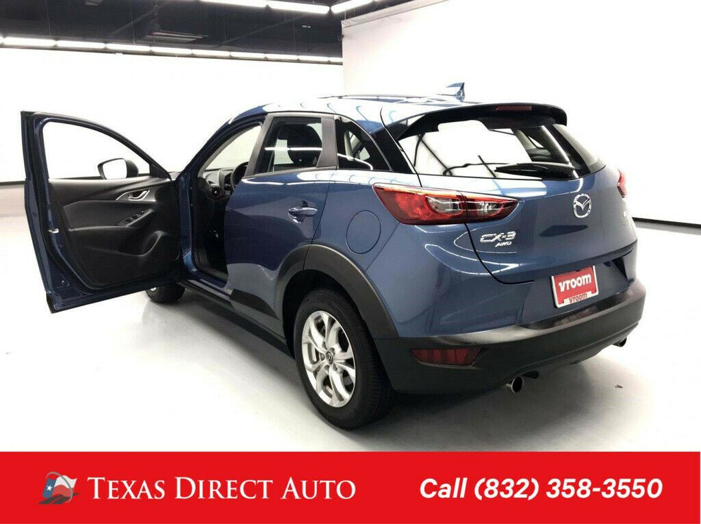 Used 2018 Mazda CX3 Sport Texas Direct Auto 2018 Sport