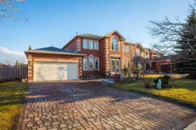 Outstanding 4 Bedroom House For Sale In Brampton Near Hurontario Home Interior And Landscaping Palasignezvosmurscom