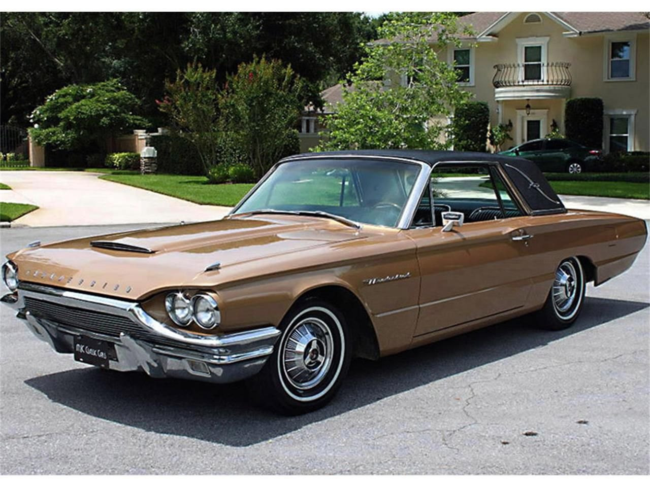1964 Thunderbird With Images Ford Thunderbird Classic Cars