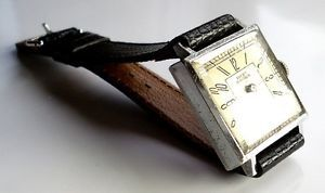 n°LR3- Collector, 1930, montre homme chemin de fer, fonctionne, à réviser.   eBay