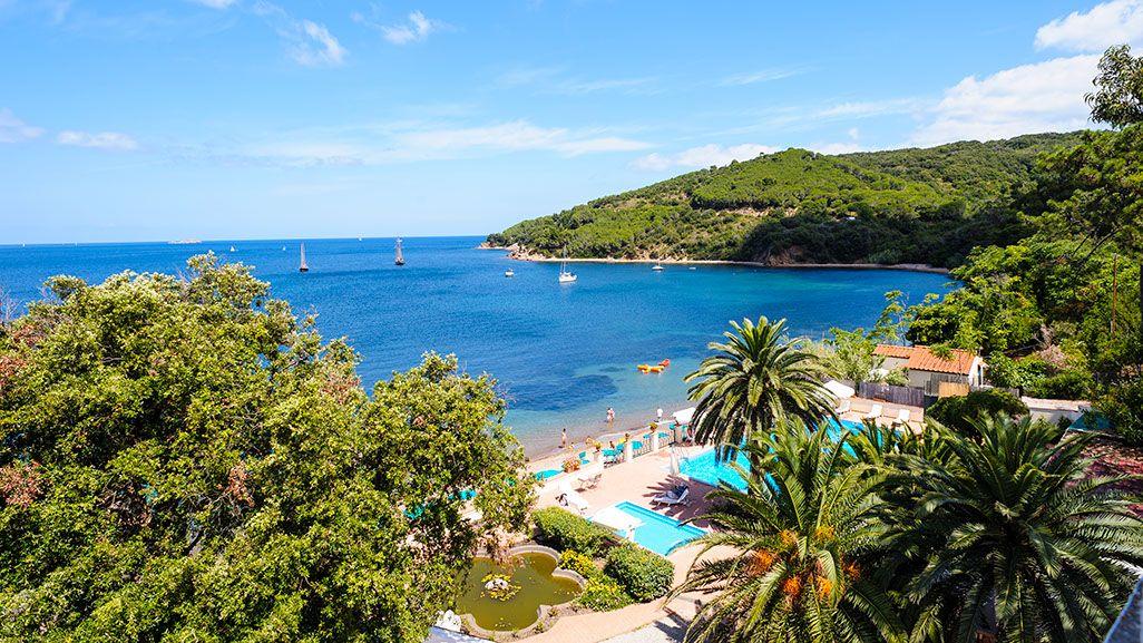 Hotel Villa Ottone Elba Italien Scenic, Elba island