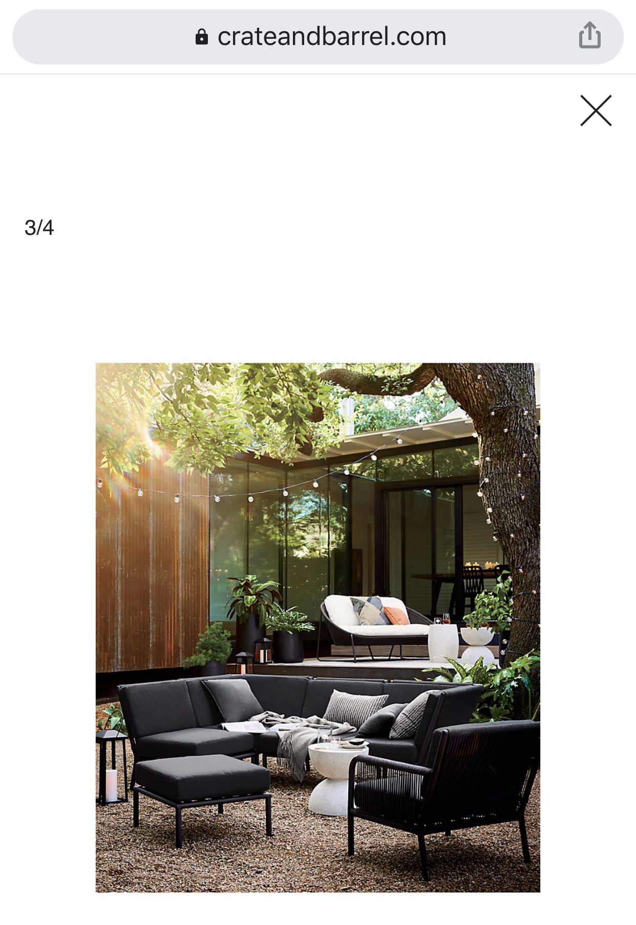 Pin By Sixthsensestyling On Minimal Merced In 2020 Outdoor Furniture Sets Outdoor Furniture Outdoor Decor
