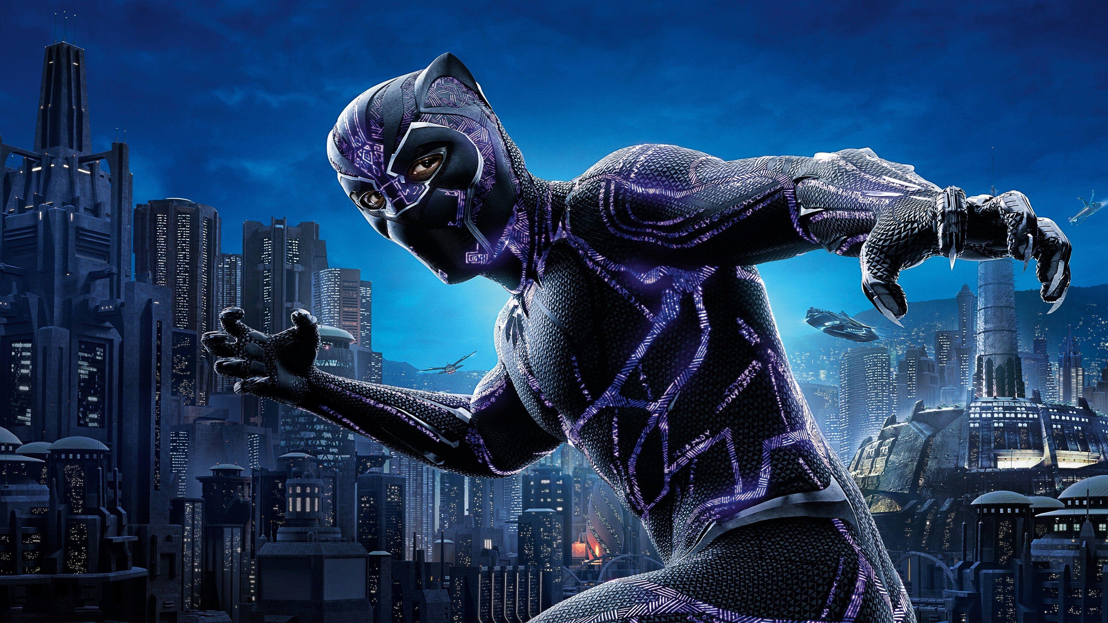 Black Panther 2018 Streaming Ita Cb01 Film Completo Italiano Altadefinizione Re T Challa Black Panther Hd Wallpaper Black Panther Marvel Black Panther Costume