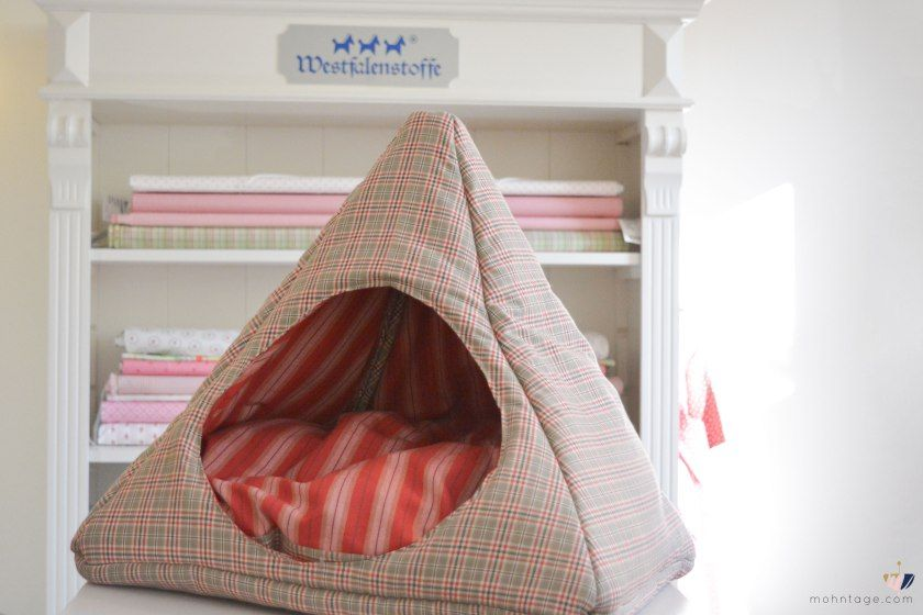 katzenh hle selber machen sewing pinterest n hen katze h hle and katzen. Black Bedroom Furniture Sets. Home Design Ideas