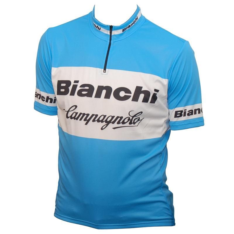 Classic Bianchi Cycling Outfit Vintage Cycles Bike Wear