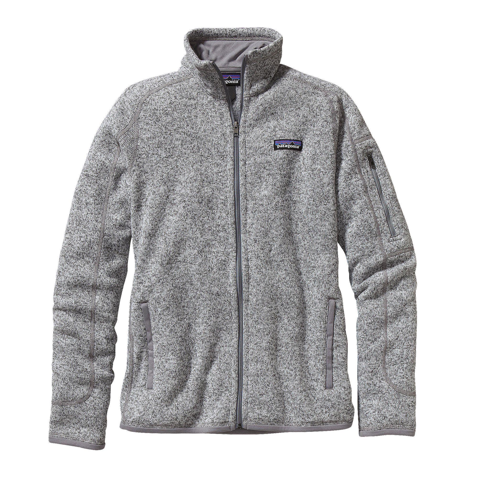 Patagonia womenus better sweater fleece jacket patagonia zip and