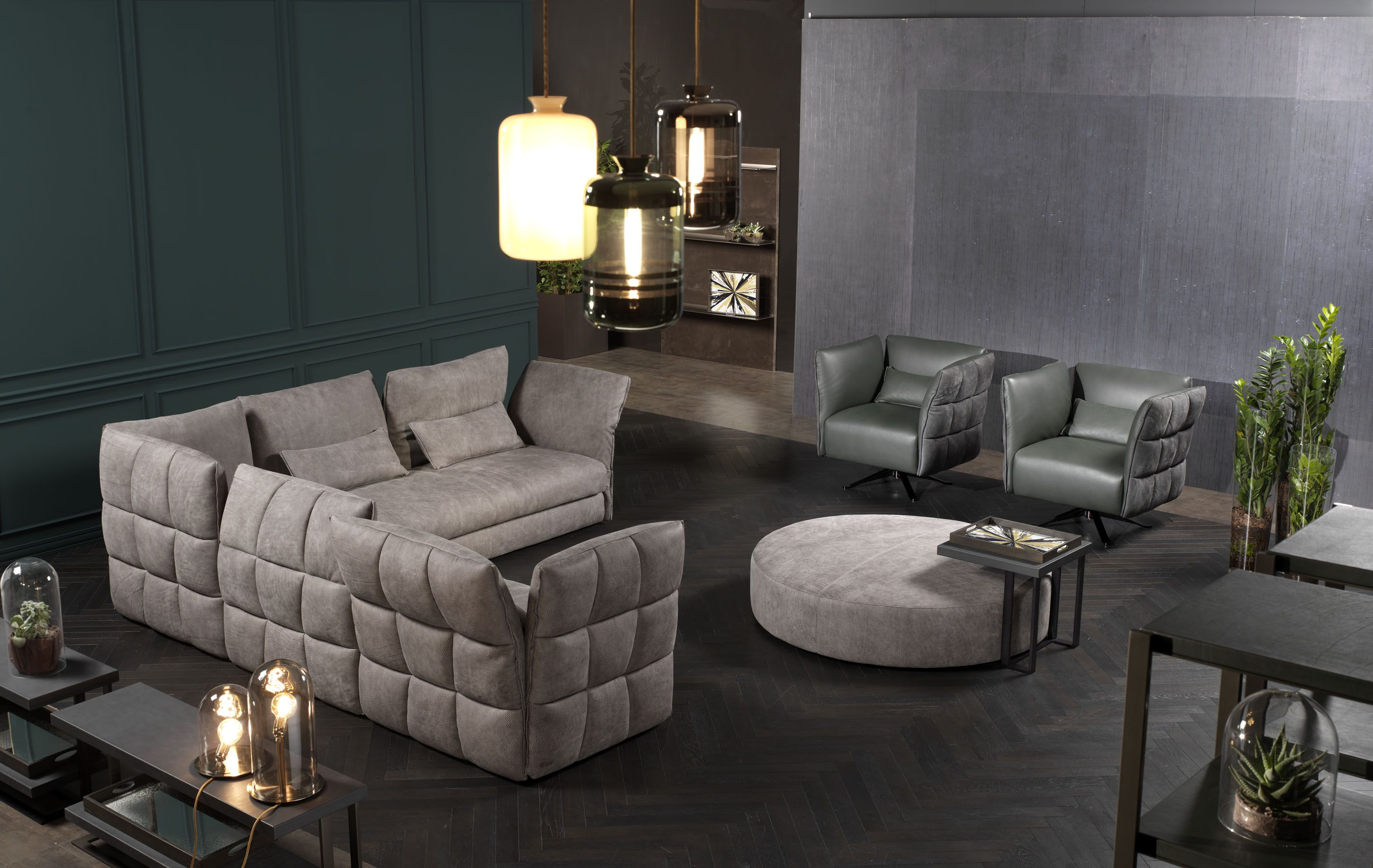 Eva Due Sectional Sofa By Cierre Italy Cadomodern Cierre Luxurylifestyle Luxuryleather Stylish Interiors Madei Contemporary Sofa Furniture Luxe Decor
