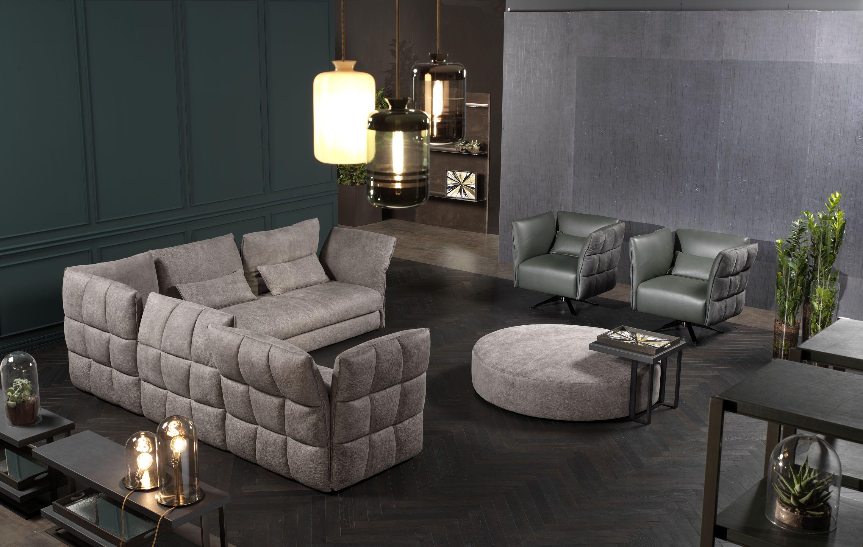Eva Due Sectional Sofa By Cierre Italy Cadomodern Cierre
