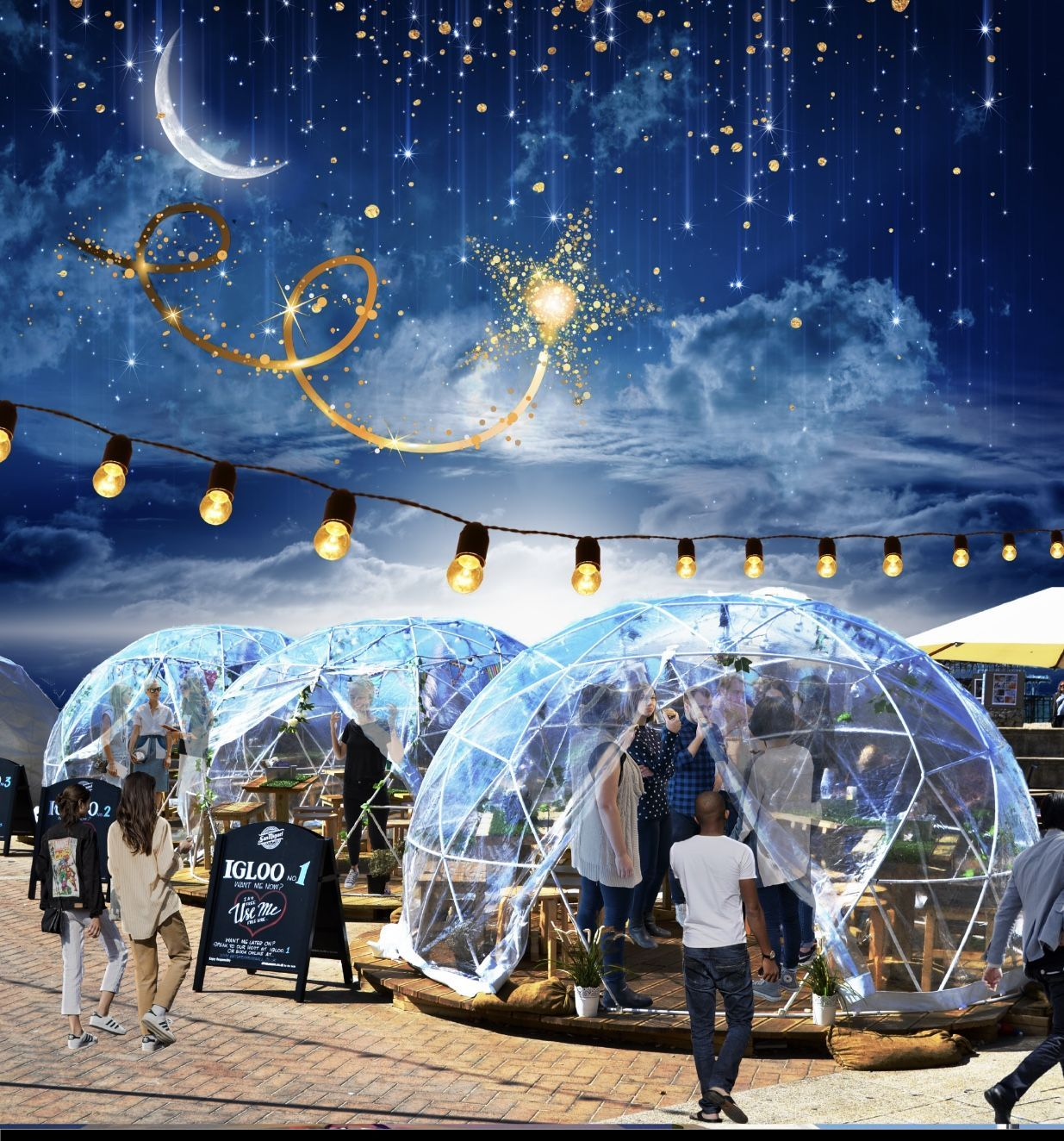 20 of the best winter popups around the UK Holiday pops