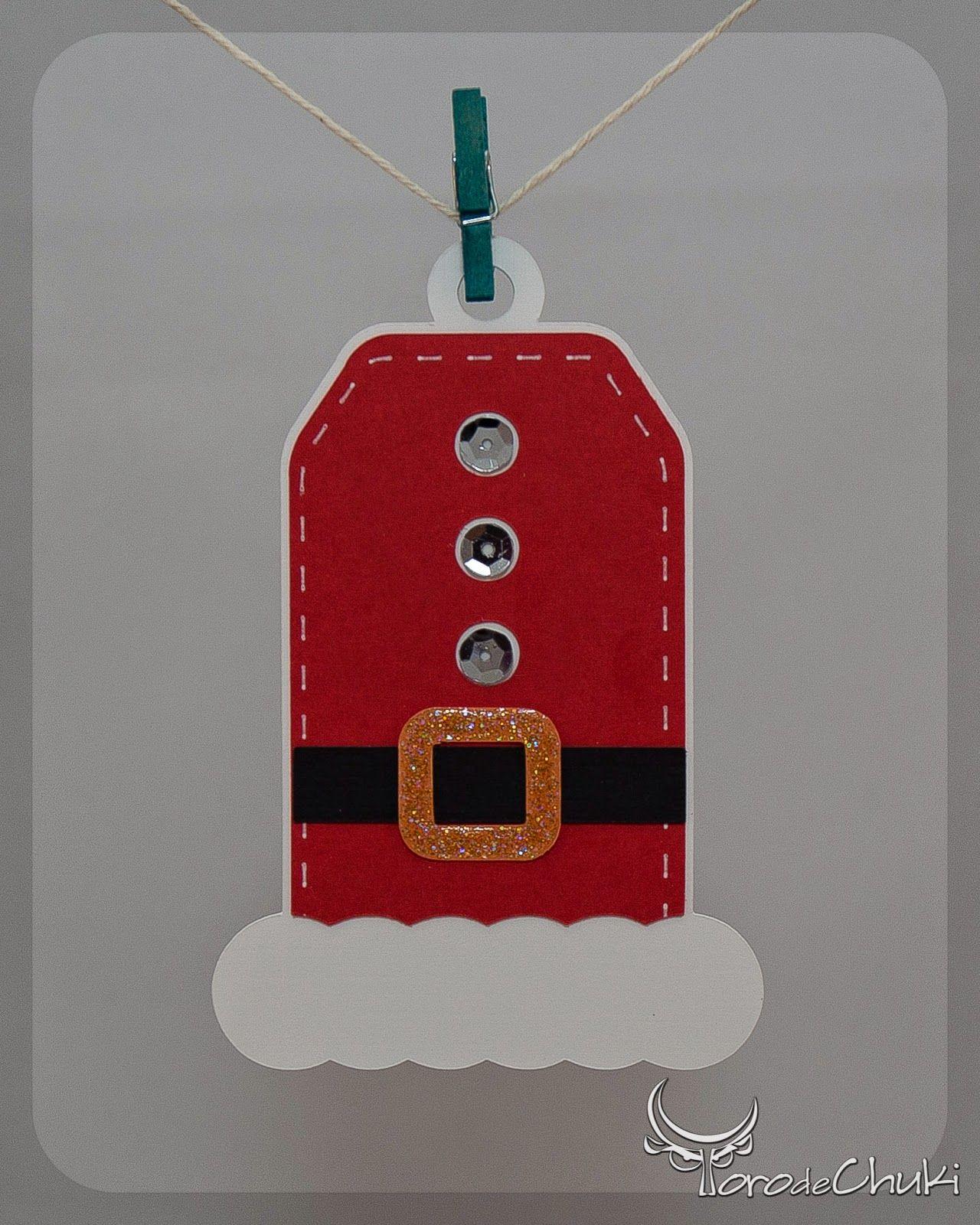 Tarjeta Navideña Papa Noel | Navidad Ideas | Pinterest | Christmas ...