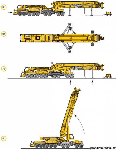 Pin Von Mauricio Arratia Auf Car Kran Bau Lkw