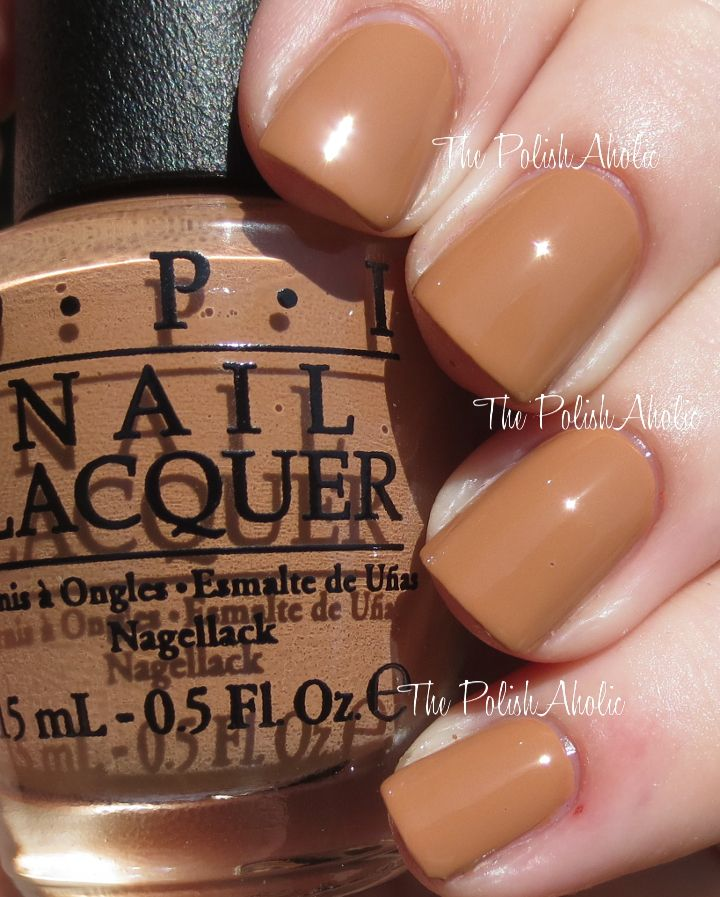 OPI Fall 2014 Nordic Collection - Going My Way or Norway?   Nail ...