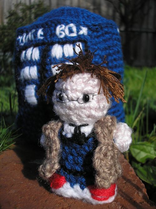 Doctor Who Crochet