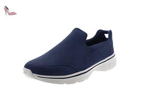 YMFIE Mesdames mode casual sandales orteil faible et moyenne confortable à fond plat chaussures de plage d'antidérapage,38,blue