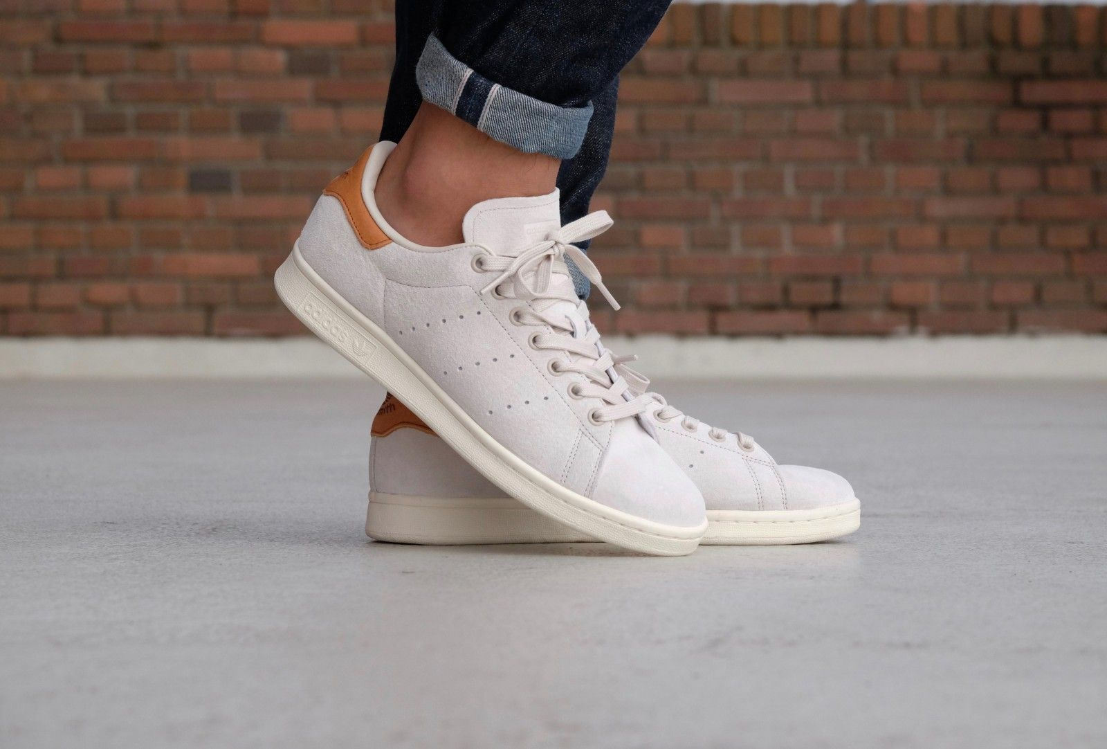 Adidas Stan Smith - Clear Brown / Off White - BB0042