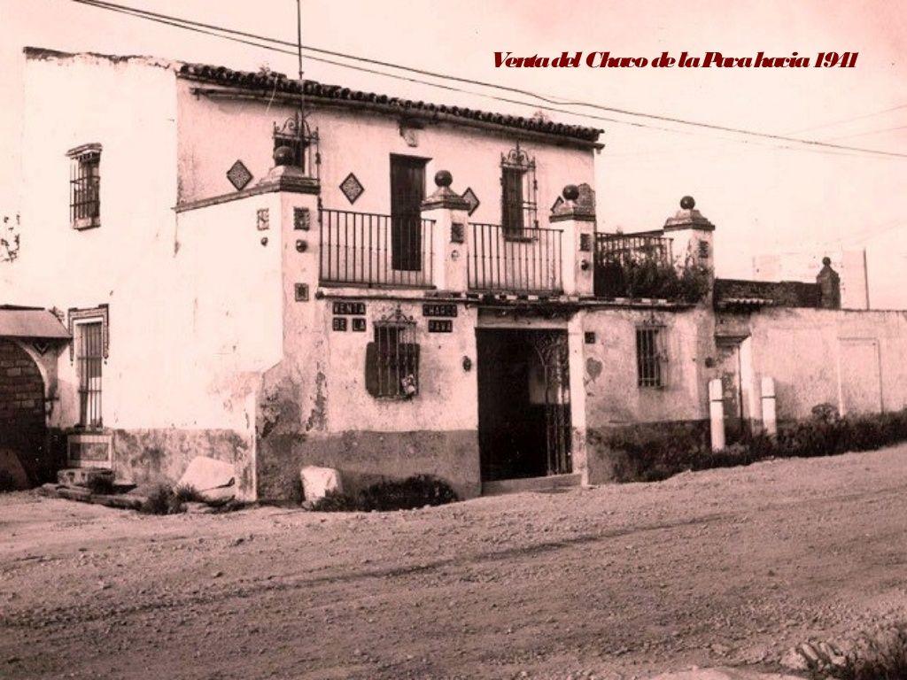 Venta del Charco de la Pava. 1941 | Sevilla Antigua | Pinterest ...