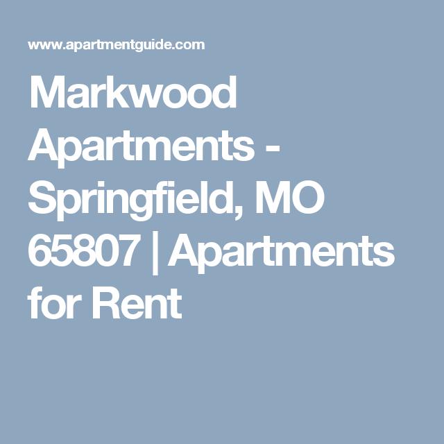 Markwood Apartments Springfield Mo 65807 Apartments For Rent Apartment Apartments For Rent Streetsboro