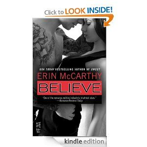 believe true believers book 3 mccarthy erin