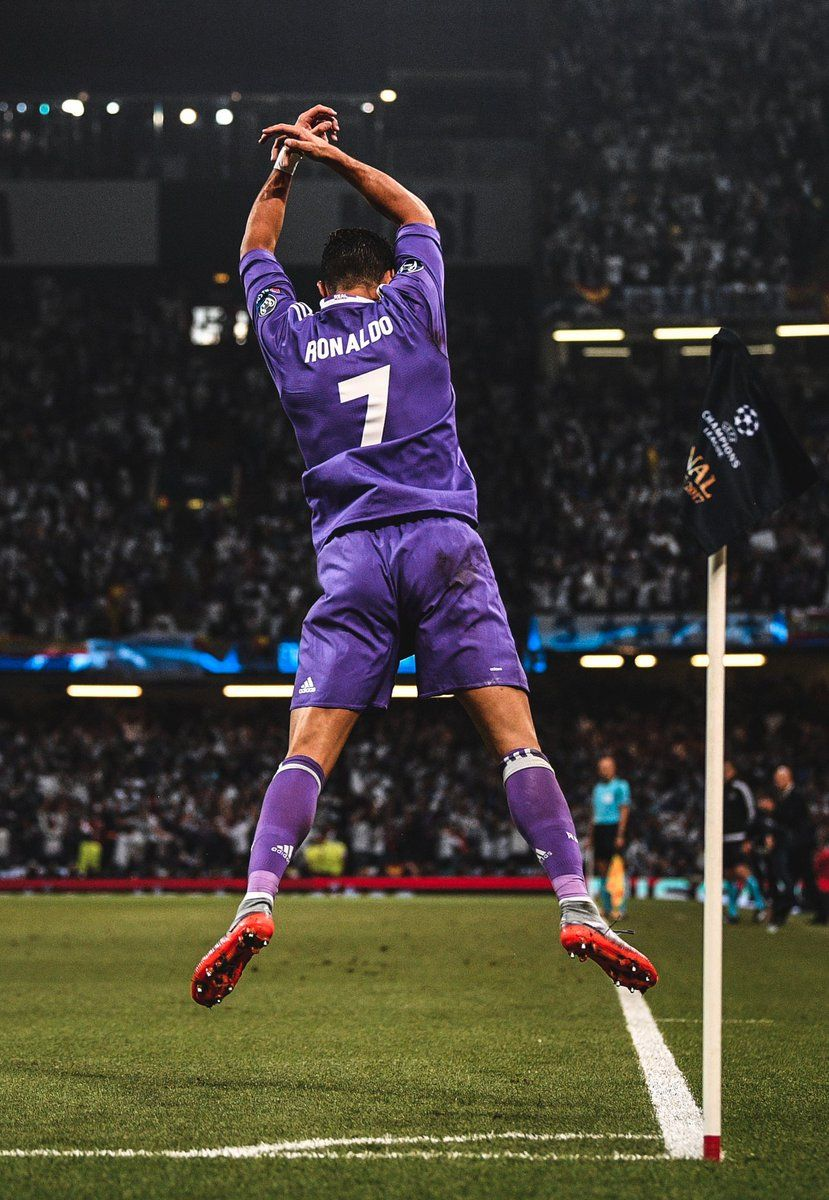 Cristiano Ronaldo - Real Madrid Champions League 16/17 Winner