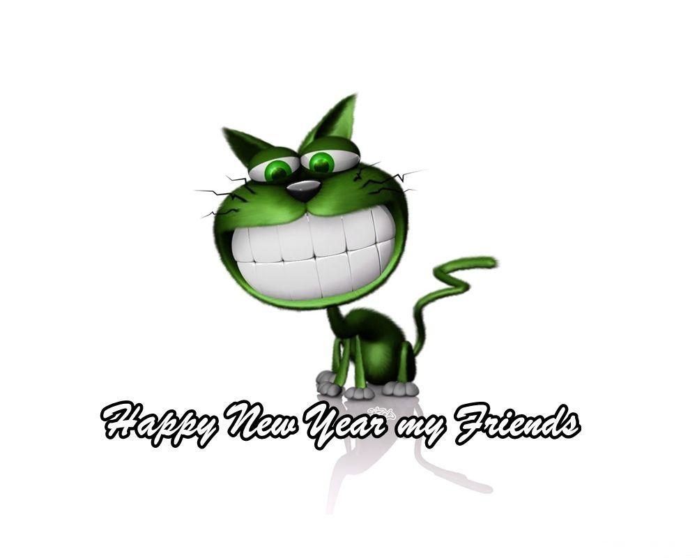 Happy New Year Kartun 23