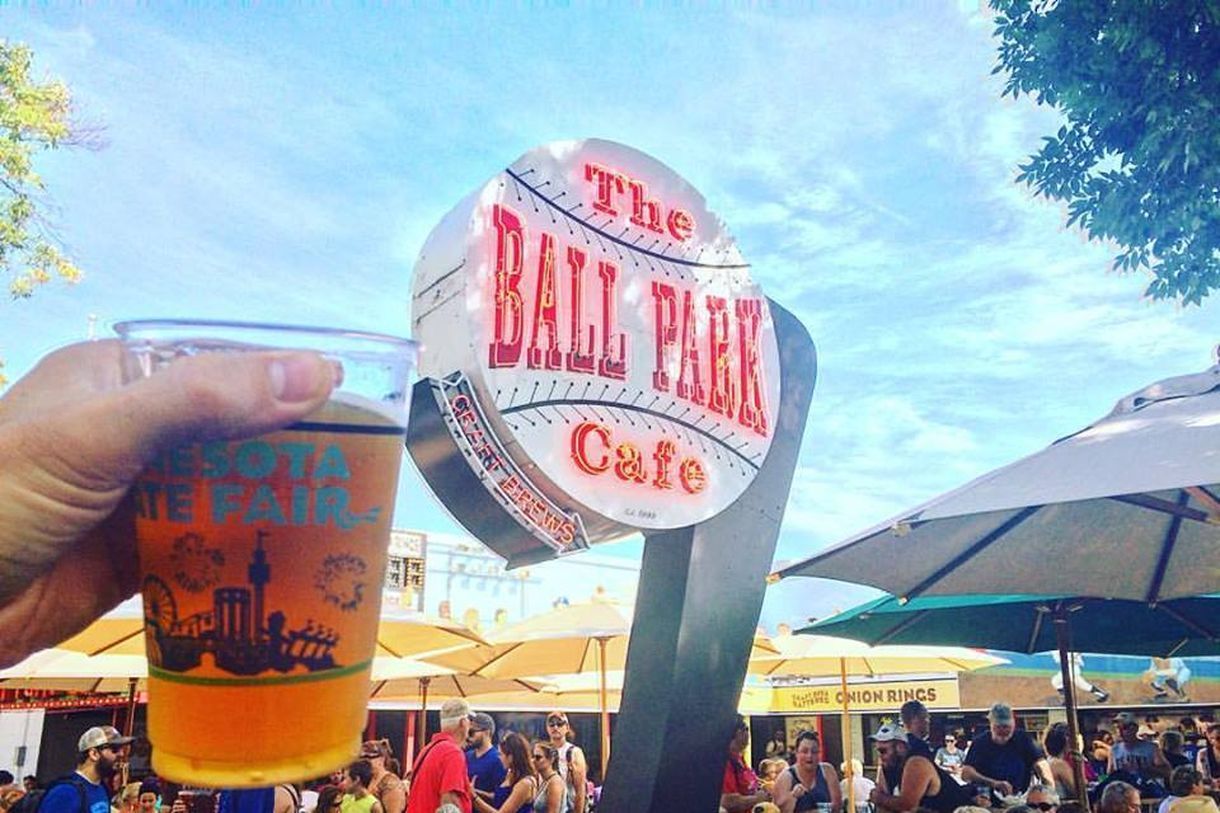 state fair food finder map