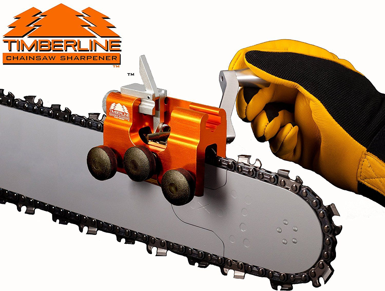 Amazon com : Timberline Chainsaw Sharpener with 3/16