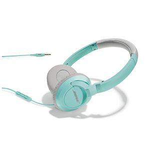 Bose Soundtrue On Ear Headphones Mint In Ear Headphones Headphones Bose Headphones