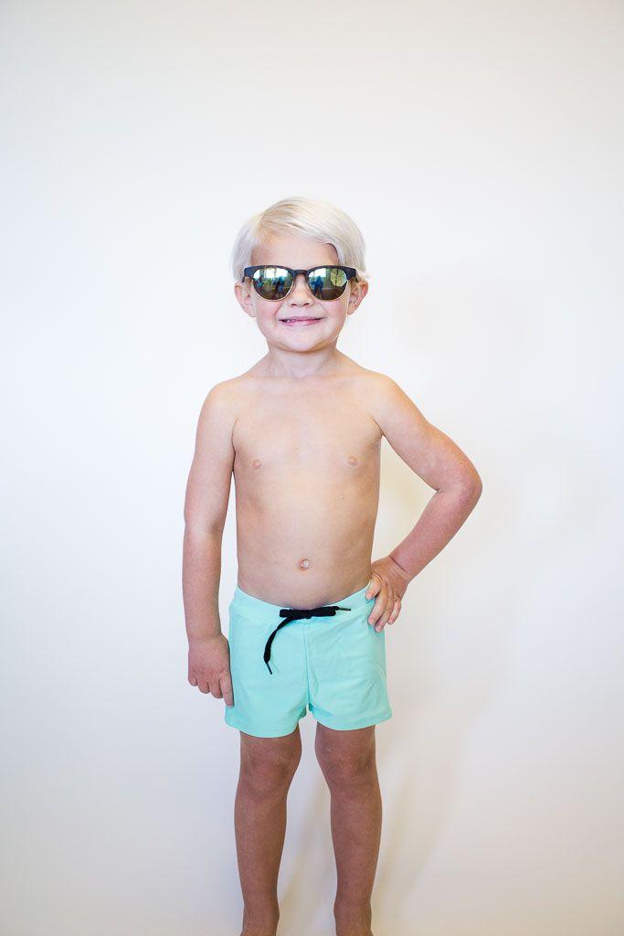 14659a926e Kortni Jeane Mini Men Swim Shorts // Little Boy Swim Trunks // boy swimsuits