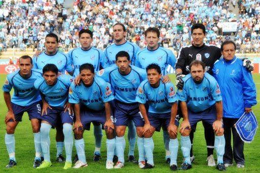 Club Bolívar La Paz Bolivia