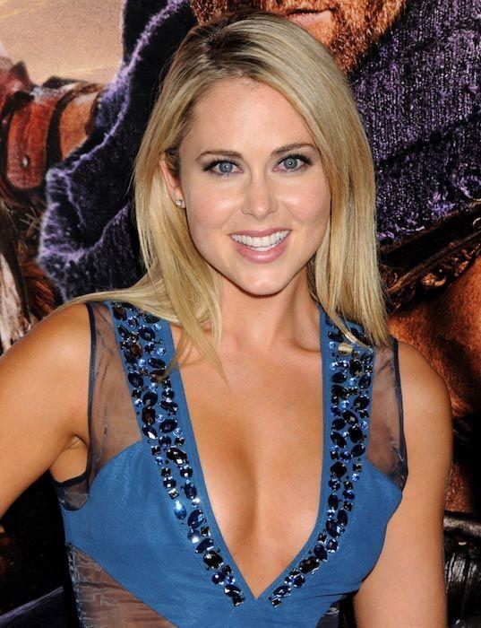 Anna Hutchison Height Weight Body Statistics | TV Stars | Anna