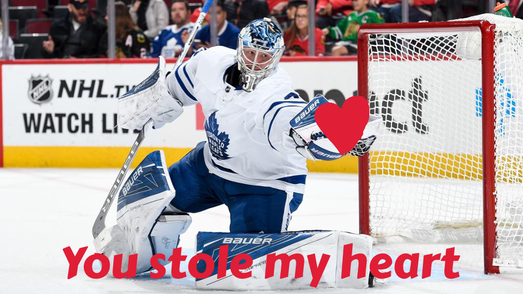 Pin by L0vEr_209716 on Maple leafs Goalie, Sports jersey