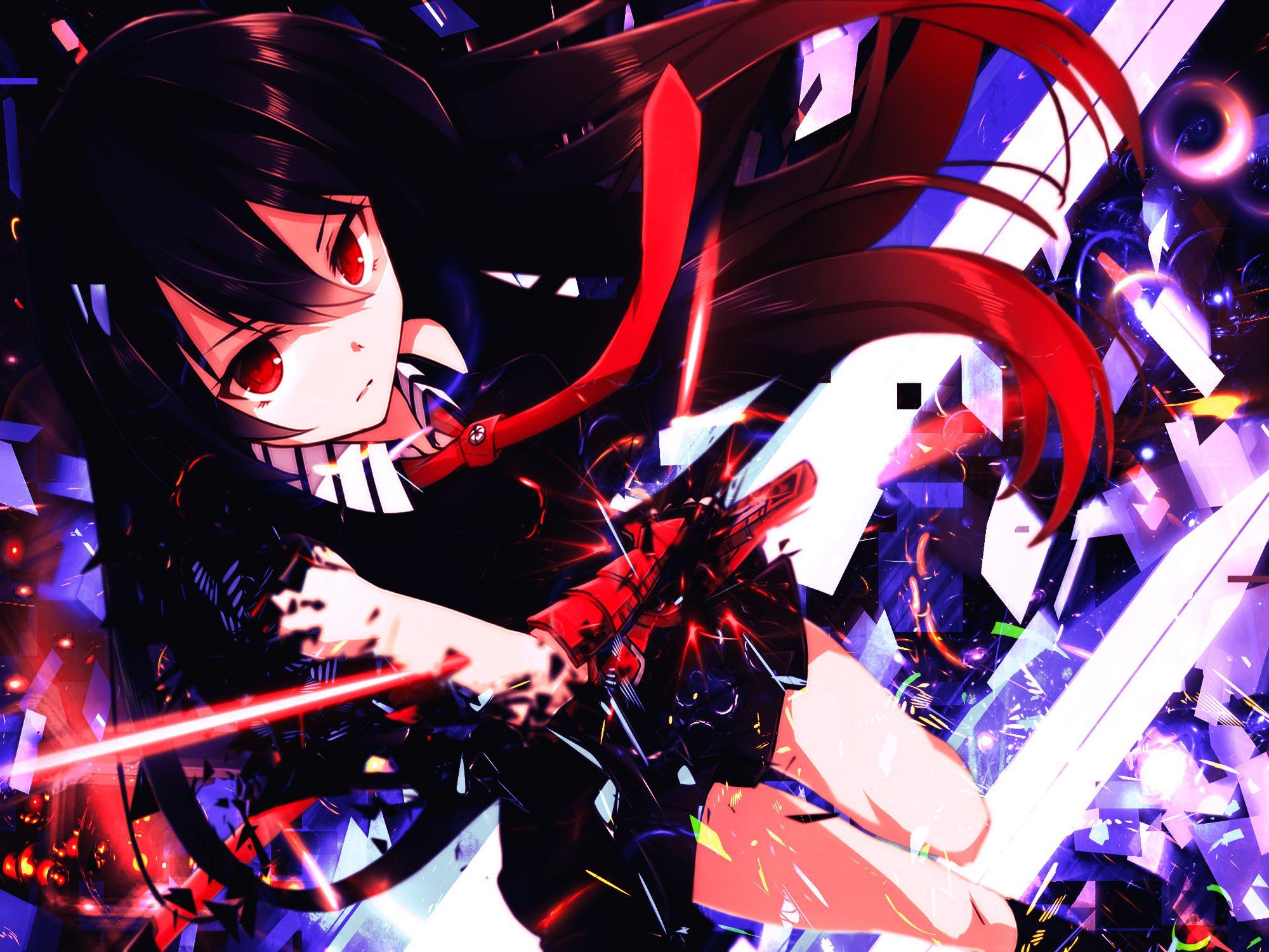 Akame Akame Ga Kill Anime Tema Imagens