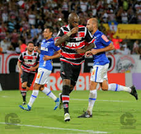 JP no Lance: Brasileiro 2016: Santa enfia 4 no Cruzeiro