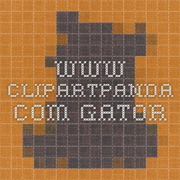 www.clipartpanda.com Gator