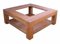 Como Hacer Una Mesa De Centro De Madera Rustica