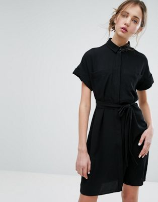 Monki Tunic Shirt Dress Work Dresses Pinterest Dresses Shirt